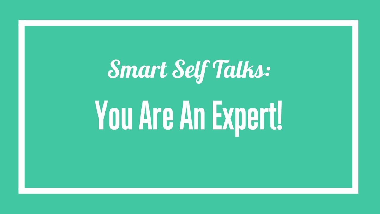 You Are An Expert!