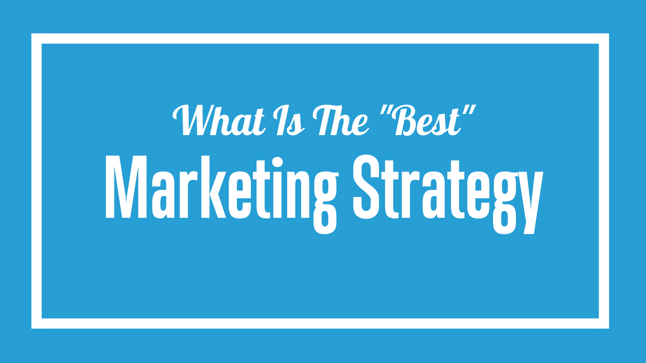 "What Is The ""Best"" Marketing Strategy For Your Product Launch?!"